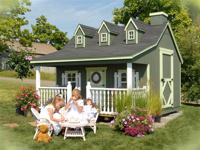 Amazing Kids Playhouses