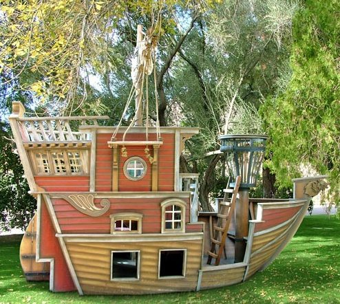 Amazing Kids' Playhouses