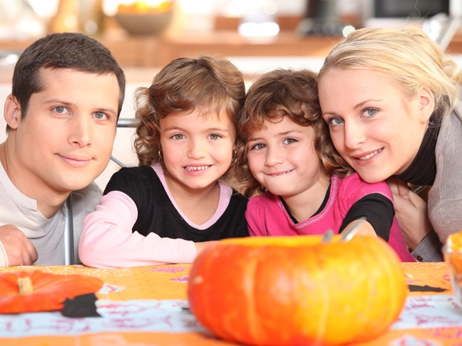Fall Family Fun Activities