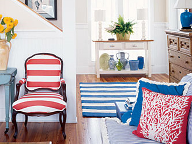 Decorating With Stripes