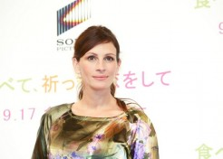 Julia Roberts Visits Japan For The First Time