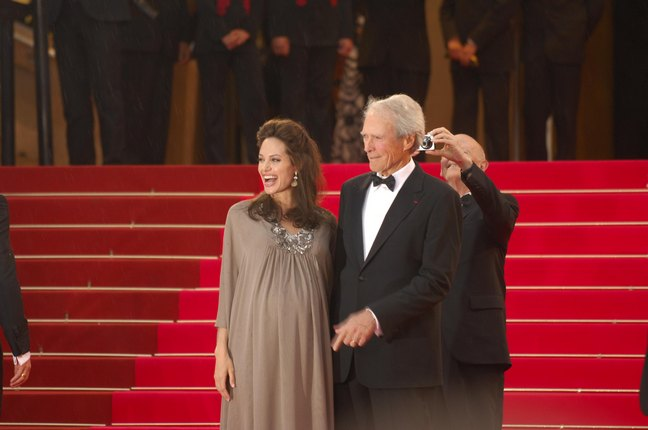 Angelina Jolie, Clint Eastwood