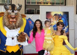 "Ali Landry Celebrates ""Beauty And The Beast"" Event"