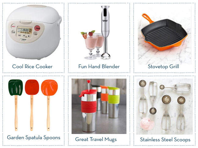 Fun Kitchen Gift Ideas For Her
