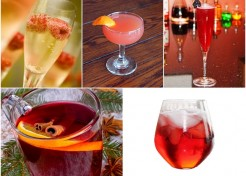 8 Cocktails to Serve at Your Holiday Party