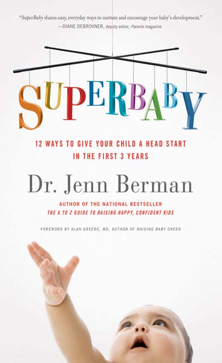 DR JENN BERMAN BOOK