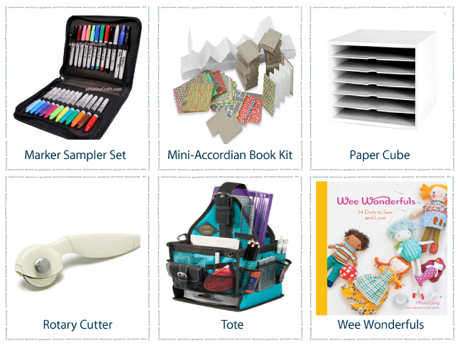 What To Buy Guide: Over $25 For The Crafty Mom