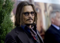 """Johnny Depp and Angelina Jolie Attend """"The Tourist"""" Premiere"""