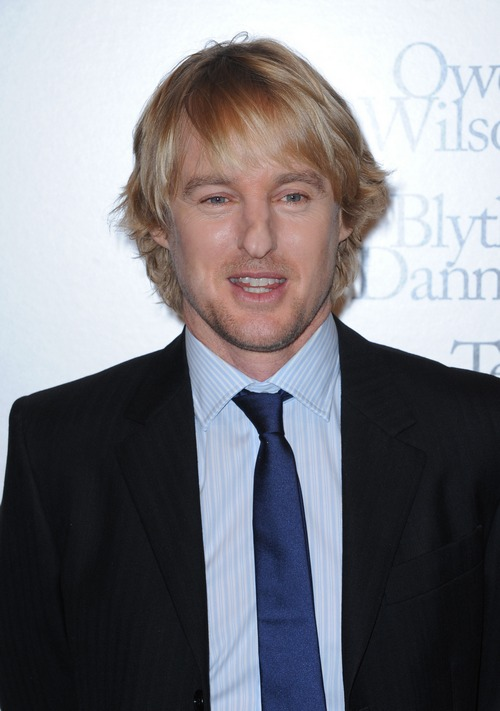 Owen Wilson, suit, blue suit