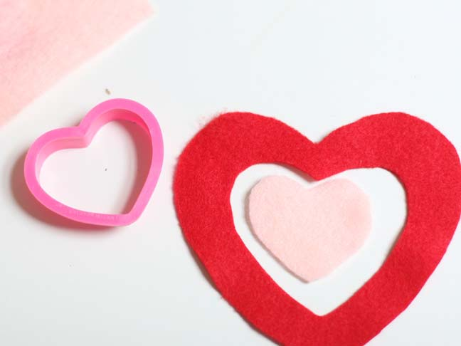VALENTINES HEART CRAFT