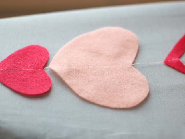 VALENTINES DAY HEART CRAFT