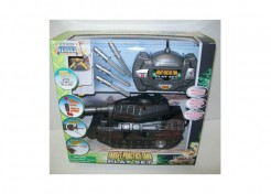 Toy Tank Set Recalled for Burn Hazard