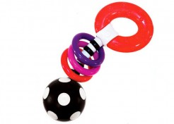 Sassy, Inc. Recalls Infant Teethers/Rattles