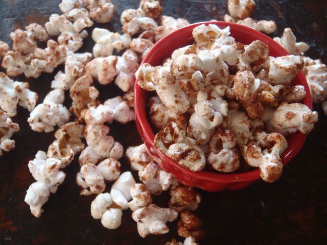 Stove-top Kettle Corn