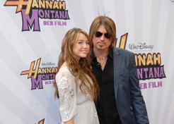 "Billy Ray Cyrus Is Afraid For Miley; Regrets ""Hannah Montana"""
