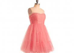 Feel Like a Prima Ballerina in the Dancing in a Daydream Dress
