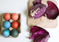 DIY Holiday: Dying Easter Eggs Naturally