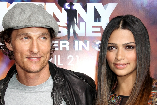Matthew McConaughey Says It's Nobody's Business Why He's Not Married