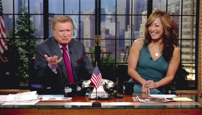 Carrie Ann Inaba's Boyfriend Proposes On Live TV