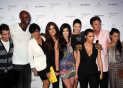 Khloe Kardashian And Lamar Odom Launch Their New Fragrance
