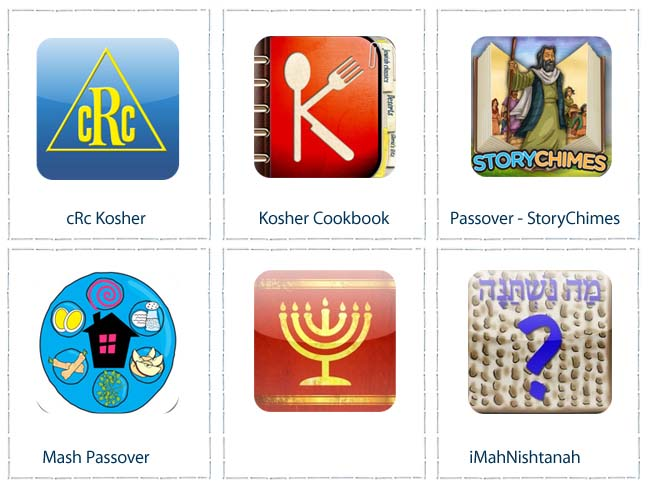 PASSOVER APPS