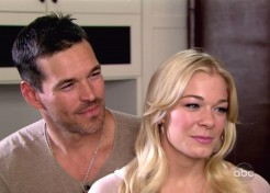 LeAnn Rimes And Eddie Cibrian Tie The Knot