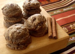 Mexican Cinnamon Chocolate Chunk Cookies Recipe