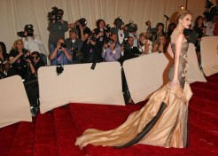 Red Carpet Fashion: Celebrities Attend The Costume Institute Gala at The Met