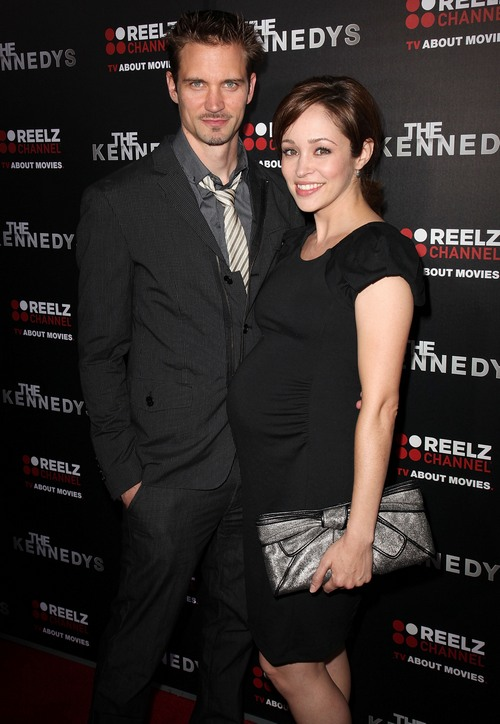 autumn reeser black dress