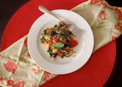 Greek Style Vegetable Stir Fry