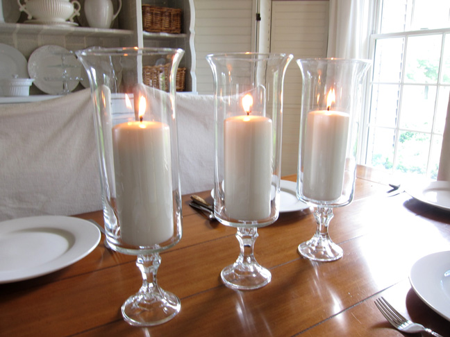 Diy 2 Candle Holders