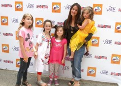 Photo Gallery: Famous Families Attend Kidstock Event