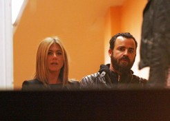 Jennifer Aniston Shows Off Her New Beau
