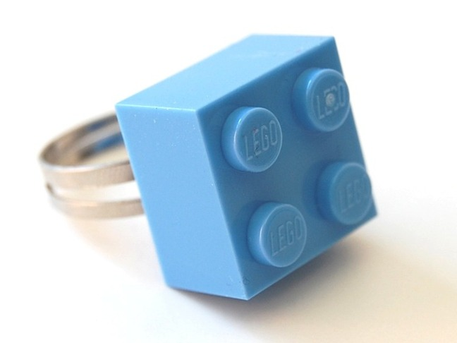 Etsy Picks: 8 Ways To Wear Lego