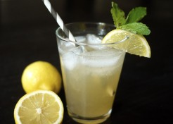 Starbucks Copycat: Green Tea Lemonade Recipe