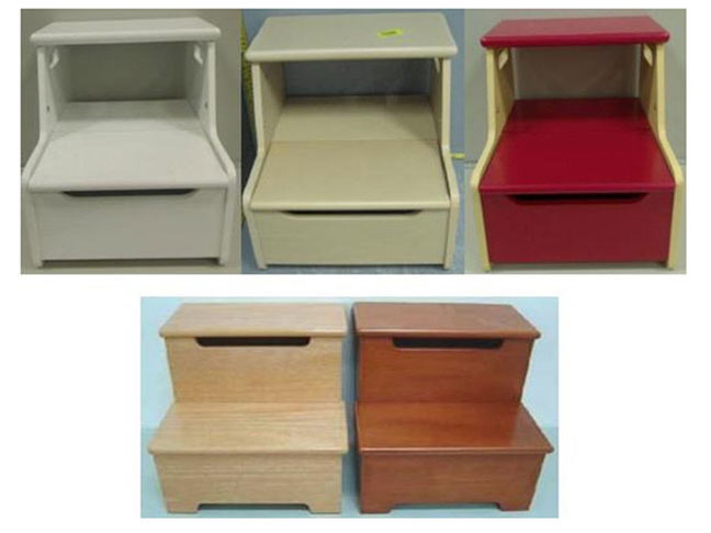 Target Recalls Wooden Step Stools Due To A Fall Hazard