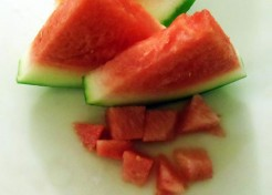 Watermelon – Cool, refreshing and totally mashable!!