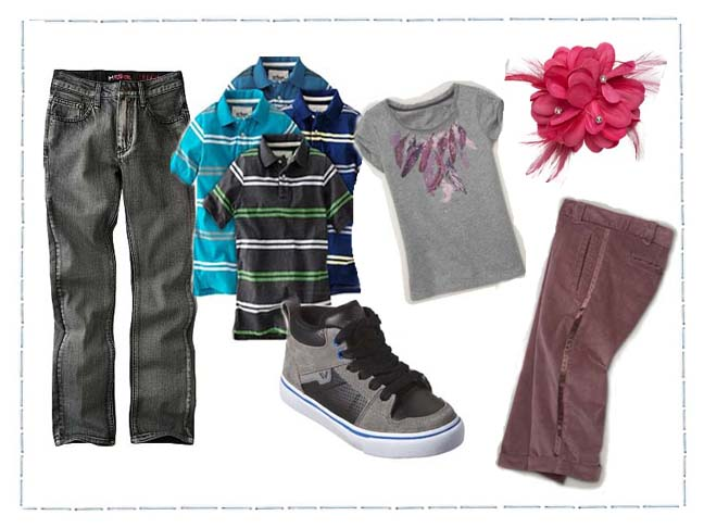 Top 6 Back To School Outfits For Tweens