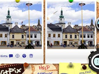 nitpix photo hunt compare game