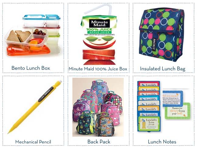 Top 6 Grab And Go Items For School