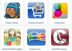 Coupons! The Top 6 Apps
