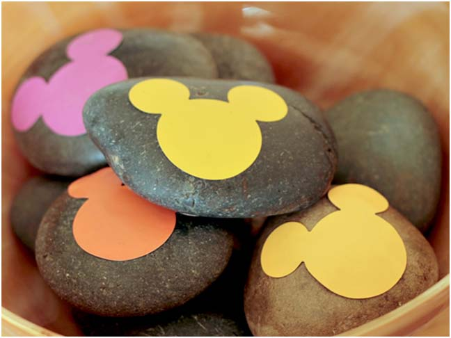 Kid Craft: Mod Podge Rocks