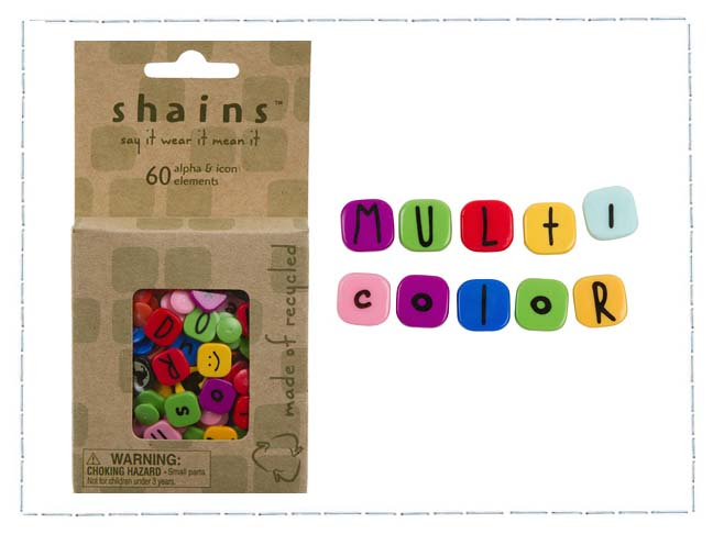 Customize With Shains!