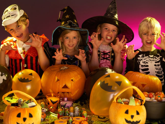 How to host a halloween party for How to have a great halloween party