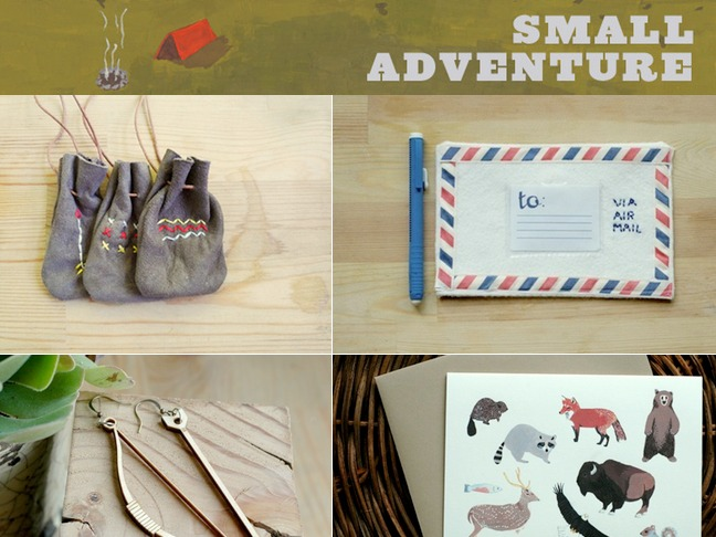 Small Adventures On Etsy