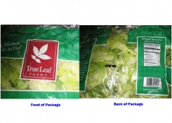 True Leaf Farms expands Romaine Lettuce Recall
