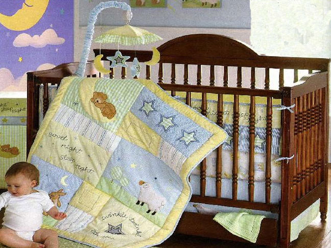 Drop Side Cribs Recalled By J.C. Penney Distributors