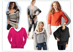 Cozy Sweaters For The Season!