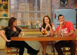 Adam Sandler And Katie Holmes Candidly Dish With Rachael Ray