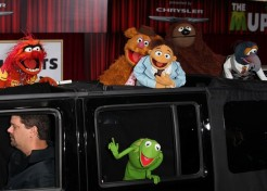 'The Muppets' Movie Premieres in L.A.
